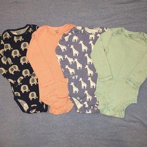 Baby bodysuit bundle!